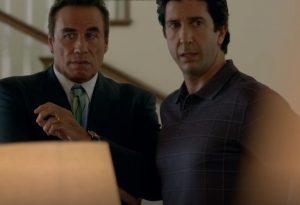 シャピロ&カーダシアン(John Travolta & David Schwimmer)American Crime Story