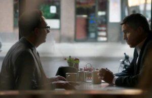 ハロルド・フィンチ&ジョン・リース(Person of Interest)Michael Emerson & Jim Caviezel