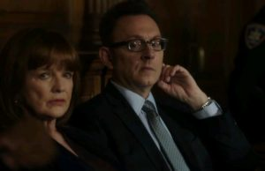 エマ・ブレイク&ハロルド・フィンチ(Person of Interest)Blair Brown & Michael Emerson