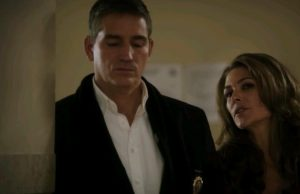 ジョン・リース&ゾーイ・モーガン(Person of Interest) Jim Caviezel & Paige Turco