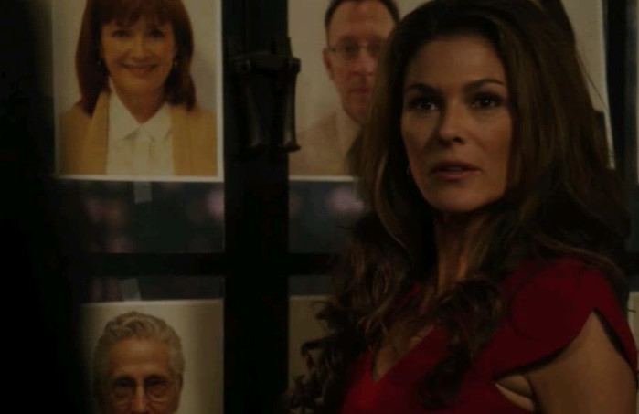 ゾーイ・モーガン(Person of Interest) Paige Turco