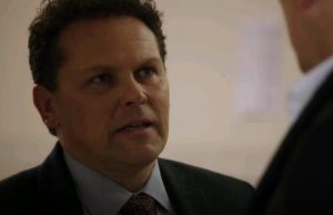 ライオネル・ファスコ  Lionel Fusco (Person of Interest) Kevin Chapman