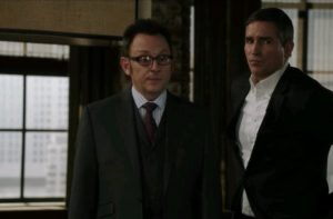 ハロルド・フィンチ&ジョン・リース(Person of Interest)Michael Emerson & Jim Caviezel