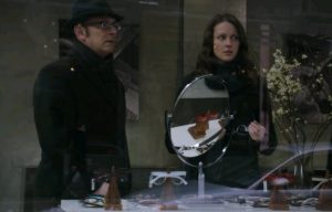 ハロルド・フィンチ&ルート Harold Finch&SAMANTHA GROVES / ROOT  Person of Interest (Michael Emerson&Amy Acker)