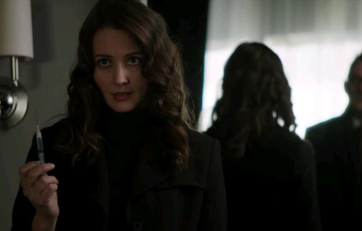 ルート SAMANTHA GROVES / ROOT  Person of Interest (Amy Acker )