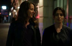 ルート&ショウ  SAMANTHA GROVES / ROOT & Sameen Shaw Person of Interest (Amy Acker & Sarah Shahi)
