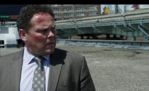 ライオネル・ファスコ(Person of Interest) Kevin Chapman