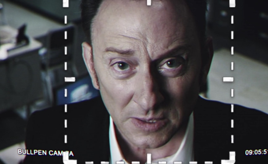 ハロルド・フィンチ(Person of Interest)Michael Emerson