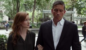 アイリス&リース (Person of Interest) Wrenn Schmidt & Jim Caviezel
