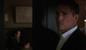 リース John Reese (Person of Interest)  Jim Caviezel