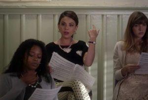 モナ Janel Parrish Pretty Little Liars