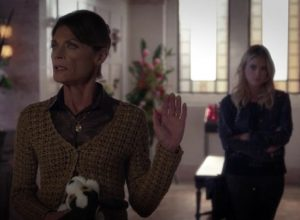 グルンワルド(Meg Foster)Pretty Little Liars