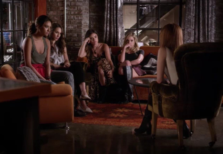 Pretty Little Liars 5x18
