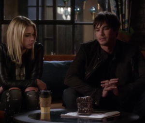 ハンナとケイレブHanna&Caleb(Ashley Benson & Tyler Blackburn)PLL