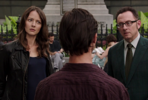 ハロルド・フィンチとルート Harold Finch&SAMANTHA GROVES / ROOT パーソンオブインタレストPerson of Interest (Michael Emerson&Amy Acker)