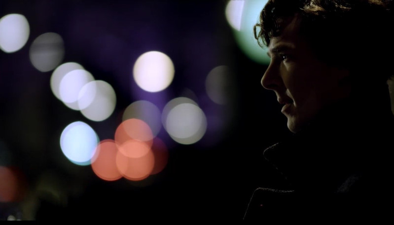 シャーロック・ホームズ(Sherlock/シャーロック)Benedict Cumberbatch